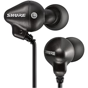 Shure E2c-n Sound Isolating Earphones (Black) (Discontinued by Manufacturer)