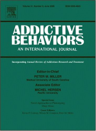 The blind spot in the nicotine replacement therapy literature: Assessment of the double-blind in clinical trials [An article from: Addictive Behaviors]