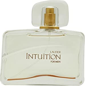 Intuition by Estee Lauder for Men,EDT Spray ,3.4 Ounce