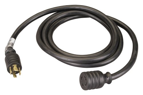 Reliance Controls Pc3010 10-Feet 30-Amp L14-30 Generator Power Cord For Up To 7500-Watt Generators