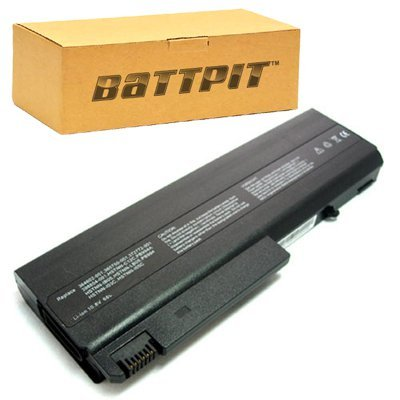 Battpitt™ Laptop / Notebook Battery Replacement for HP 6510b Notebook PC (6600mAh / 71Wh) (Ship From Canada)