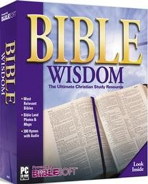 Biblesoft Bible Wisdom: the Ultimate Christian Study Resource