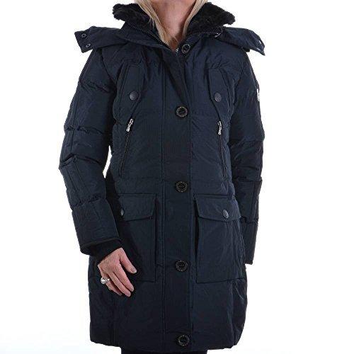 Wellensteyn Damenjacke Centurion Lady Gr. M 549 CENL-519 Navycheck Damen Jacke Jacken günstig online kaufen