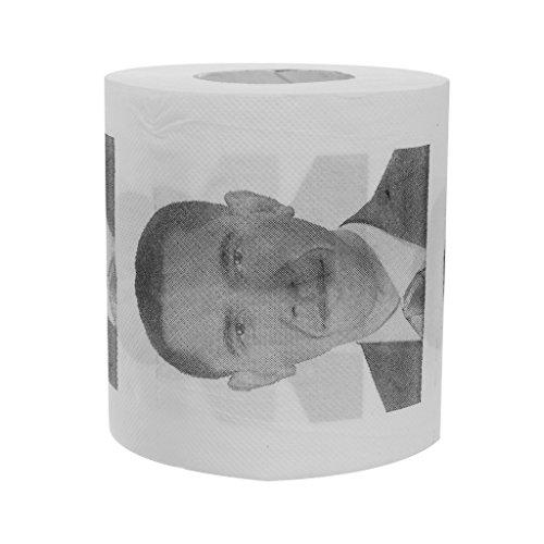 Papier toilette trump rouleau de papier humour blague fun barack obama euph - Jeux de papier toilette ...