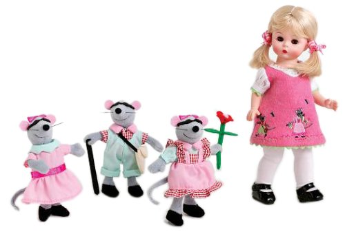 Three Blind Mice - Buy Three Blind Mice - Purchase Three Blind Mice (Madame Alexander, Toys & Games,Categories,Dolls,Porcelain Dolls)