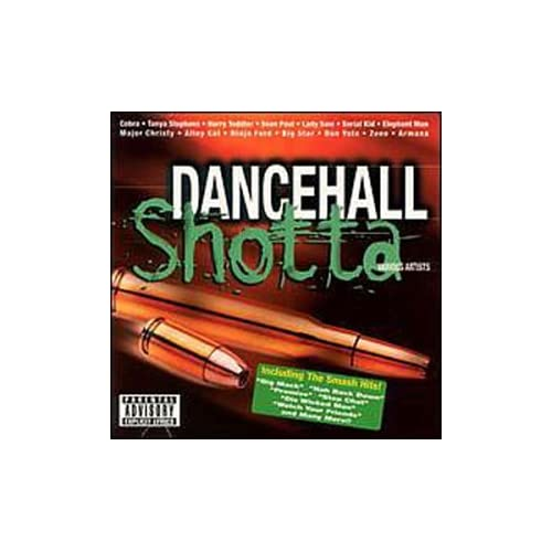 Dancehall Shotta: Various Artists, Cobra, Sean Paul, Elephant Man