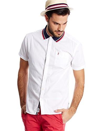 Pepe Jeans London Camicia Uomo Eden [Bianco]
