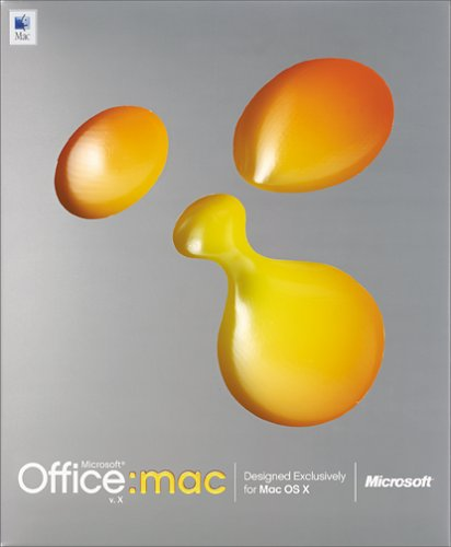 Microsoft Office Pro 10 (Mac)