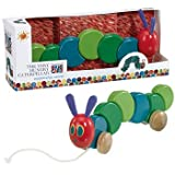 Rainbow Designs Pull Along Hungry Caterpillar