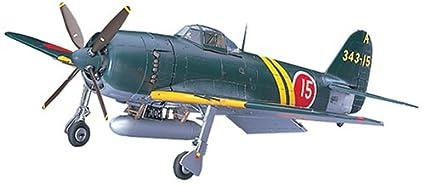 Maquette avion: N1K2-J Shindenkai