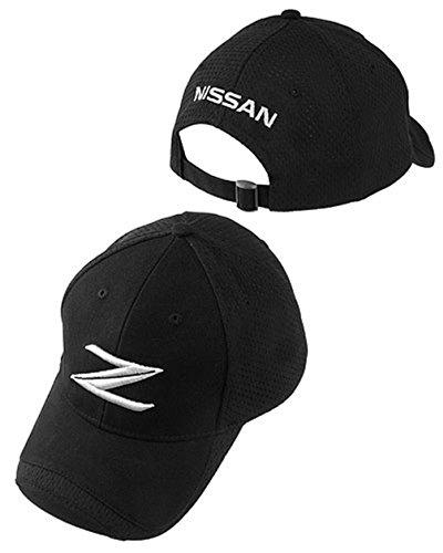 nissan-370z-low-profile-black-baseball-cap