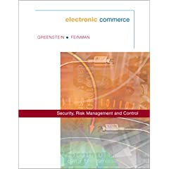 Book Cover: [request_ebook] Electronic Commece - Security, Risk Management & Control