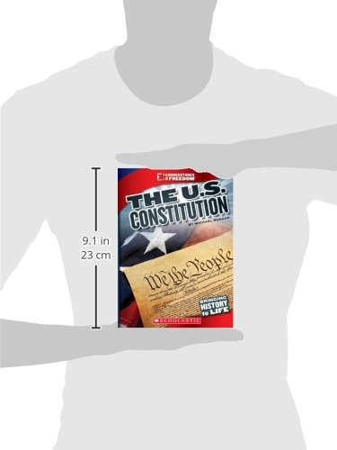 The U.S. Constitution (Cornerstones of Freedom. Third Series)