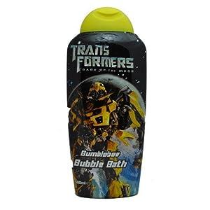 Champú de Bumblebee de Película Transformers - 500ml de SERT - MST PLC