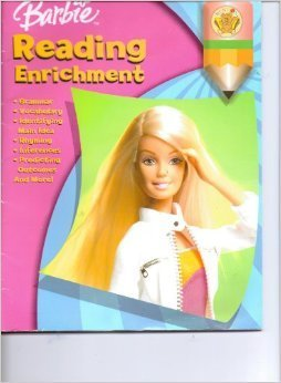 Barbie Reading Enrichment Workbook - 1