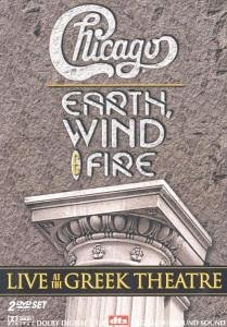 Chicago - Chicago with Earth Wind & Fire - Live at the Greek Theatre (2 DVDs) - Zortam Music