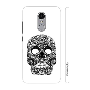 Enthopia Designer Hardshell Case Light through the darkness Back Cover for Lenovo K6 Note