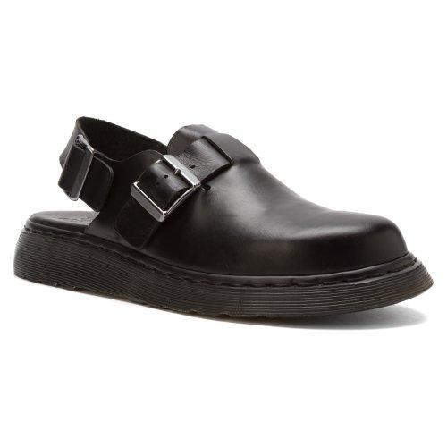 Dr. Martens Men'S Jorge Closed Toe Sandal,Black Brando,Uk 11 M front-417927