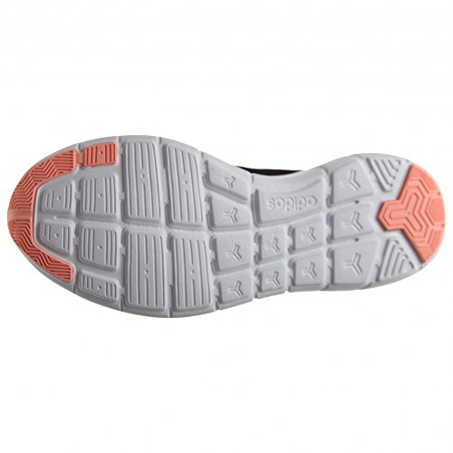 Adidas Women's X Lite Sneaker Black/Light Flash Red/White 7.5 M