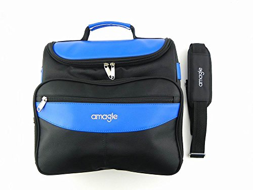 AMAGLE Carrying Case Travel Bag for PlayStation 4 PS4 (Laptop Game Console compare prices)