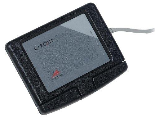 Adesso Inc. GP-160UB EasyCat 2Btn Touchpad BLK USB