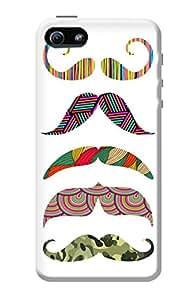 Apple iPhone SE Back Case KanvasCases Premium Designer 3D Hard Cover