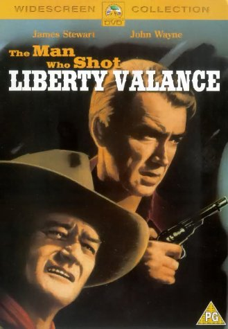 The Man Who Shot Liberty Valance [UK Import]