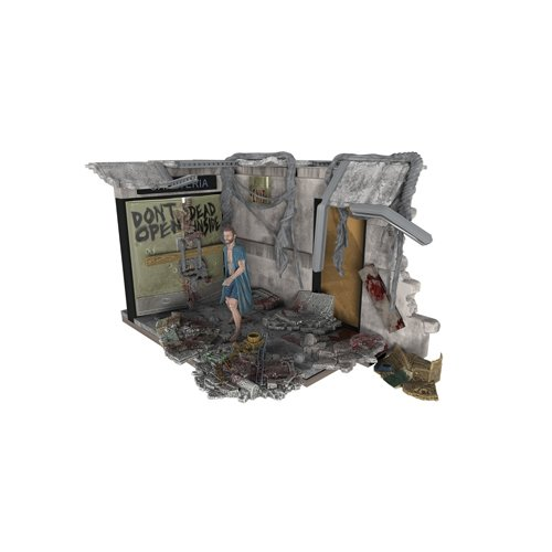The Walking Dead Hospital Doors Building Set