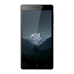 Echo Smart Smartphone débloqué 4G (Ecran: 5 pouces - 8 Go - Double Micro-SIM - Android) Noir
