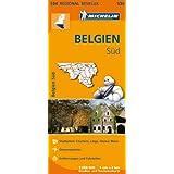 Belgien Süd, Ardennen (Regionalkarten)