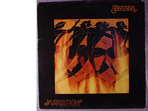 Carlos Santana - Carlos Santana Near Mint Stereo Lp & Lyric Sheet Inner Sleeve - Marathon - Columbia 1979 - Zortam Music