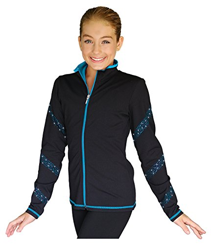 chloe-noel-js96-supplex-skate-jacket-with-turquoise-crystals-age-12-14