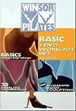 WINSOR PILATES BASICS Step-by-Step 3 DVD SET (BASICS WORKOUT SYSTEM + 20 MINUTE WORKOUT + ACCELERATED BODY SCULPTING WORKOUT) (PAL)