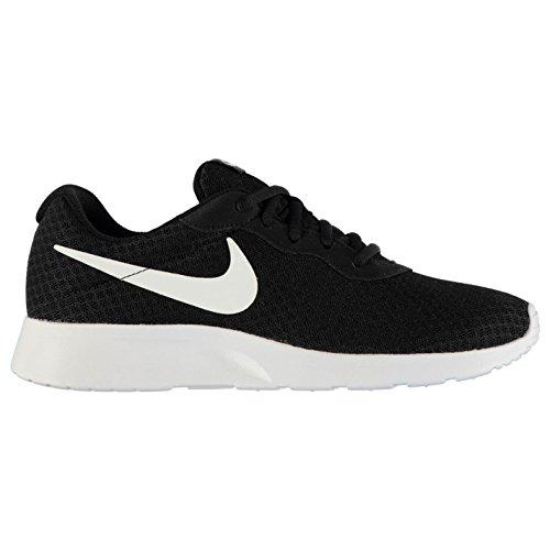 Nike Tanjun Formazione scarpe da uomo bianco/nero sport fitness, ginnastica, Black/White, (UK8) (EU42.5) (US9)