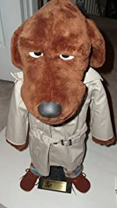 McGruff the Crime Dog! Ventriloquist Puppet / Dummy