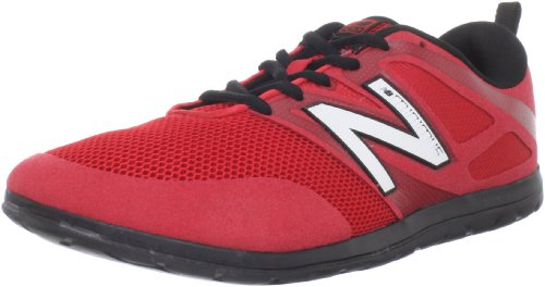 New Balance Men's MX20 Minimus Training Shoe,Red,10 D US