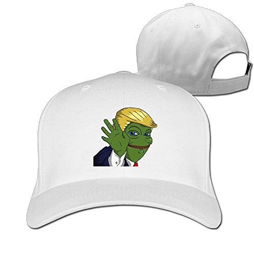 Trump Unstumpabble Spoof Peaked Flat Baseball Snapback Cap ...