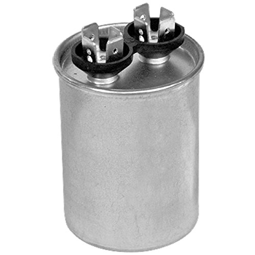 CAPACITOR 15 MFD 370 VAC ROUND ONETRIP PARTS® DIRECT REPLACEMENT FOR RHEEM RUUD WEATHERKING 43-25136-08