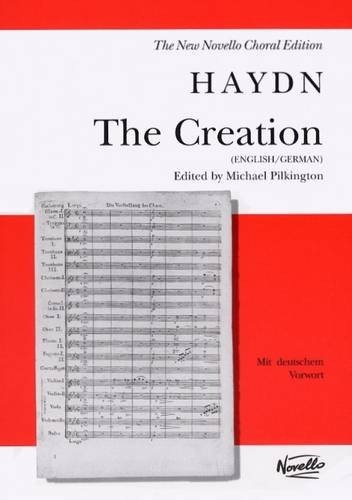 THE CREATION  VOCAL SCORE    ENGLISH/GERMAN