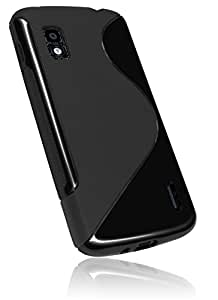 mumbi S-TPU Schutzhülle Google Nexus 4 Hülle