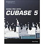 img - for [(Going Pro with Cubase 5 )] [Author: Steve Pacey] [Nov-2009] book / textbook / text book
