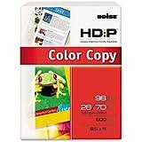 Boise BCP-2811 HD:P Color Copy/Laser Paper, White, 98 Brightness, 28lb, Letter, 500 Sheets/Ream