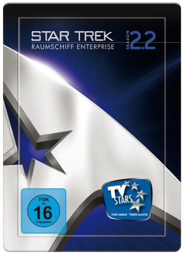 Star Trek - Raumschiff Enterprise: Season 2.2, Remastered (4 DVDs im Steelbook)