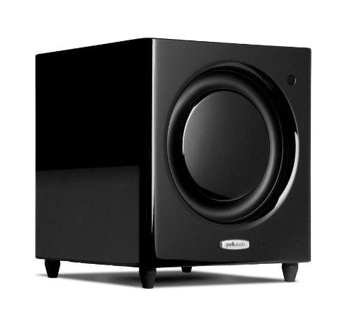 Polk Audio Dsw Micropro 3000 Subwoofer (Single, Black)