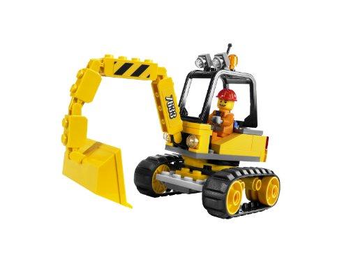 Lego City Crane 7633 Lego City 7633 Construction