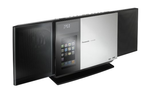 Panasonic SC-HC35DBEBS 40W DAB Micro System  