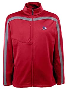 Fresno State Viper Full Zip Performance Jacket by Antigua