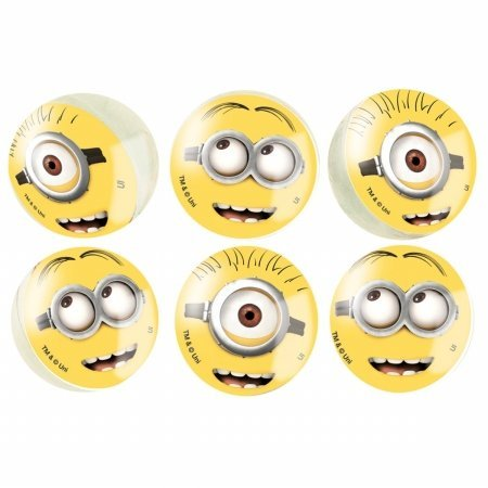 Unique 231314 Despicable Me 2 - Bounce Balls