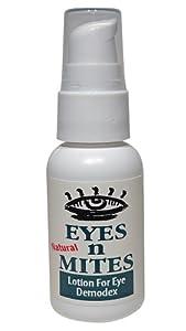 Eyes n Mites Demodex Lotion 1.5 oz
