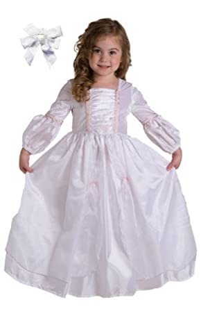 2 item bundle little adventures girl 39 s bride 39 s wedding for Amazon dresses for weddings